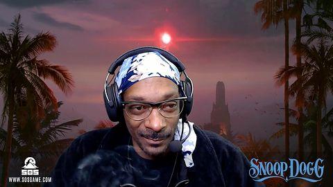 Snoop Dogg streamuje na Twitchu, wzbudza oburzenie i rozczarowanie