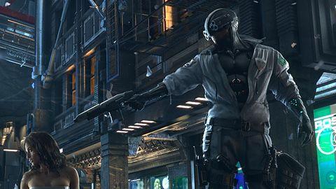 Pokaż logo CD Projekt Red i już wszyscy są pewni Cyberpunk 2077 na E3