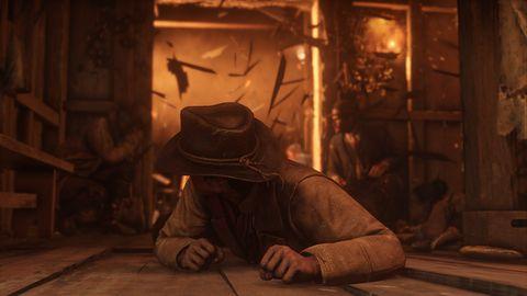Red Dead Redemption 2 przesunięte na październik