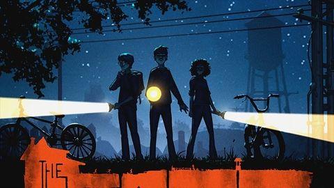 The Blackout Club - czyżby cyfrowe Stranger Things?
