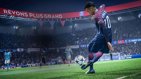 FIFA 19 zepchnęła Spider-Mana na drugie miejsce