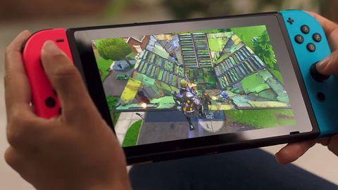 30 klatek na sekundę nie przeszkodziło switchowemu Fortnite'owi trafić do dwóch milionów graczy w dobę