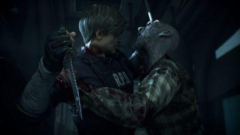 Remake Resident Evil 2 będzie miał kamerę zza pleców