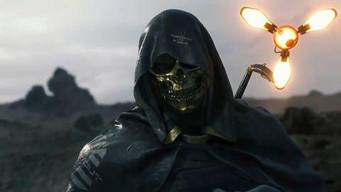 Cory Barlog już widział gameplay Death Stranding