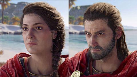 Przyzwyczajcie się do obu płci w Assassin's Creed