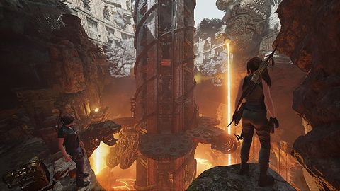 Zapowiedziano pierwsze DLC do Shadow of the Tomb Raider