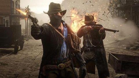 Czy kogoś zaskoczy, że Red Dead Redemption 2 jest najlepiej ocenianą grą roku?