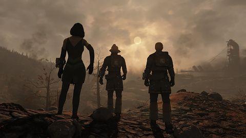 Fallout 76 – recenzja. Przeminęło z radioaktywnym wiatrem...