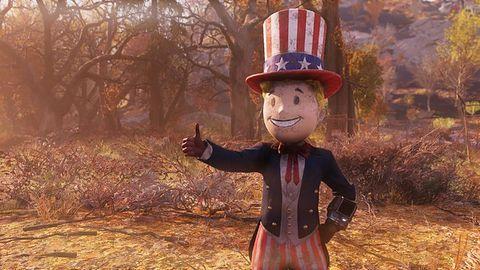 Fallout 76 dostanie wkrótce nowy tryb PvP i kolejne łatki
