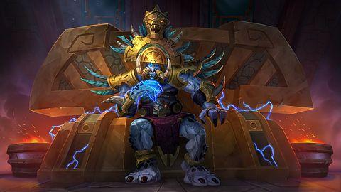 HearthStone: Rozróba Rastakana - recenzja. Król trolli zaprasza na arenę.