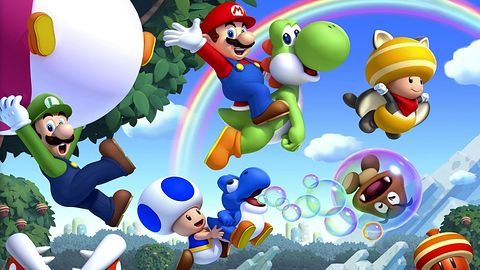 New Super Mario Bros. U Deluxe - recenzja. Grzybki z mikrofali