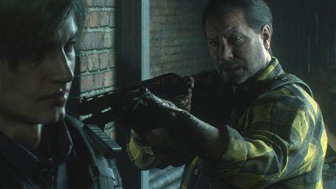 Darmowe fabularne DLC do Resident Evil 2 bierzemy w ciemno