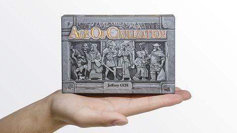 Najciekawsze zapowiedzi gier planszowych: maleńka cywilizacja, kosmiczna drama oraz walka o twardy stołek
