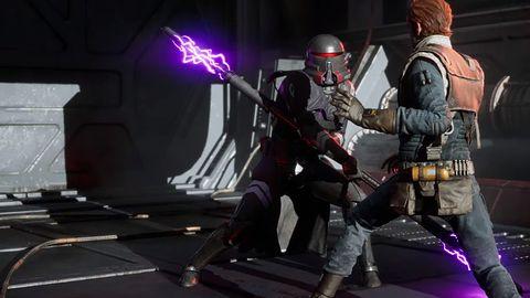 Star Wars Jedi Fallen Order wjeżdża do tłoczni