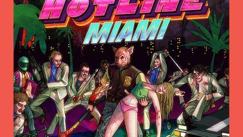 Soundtrack Mojej Ucieczki #3 - Hotline Miami