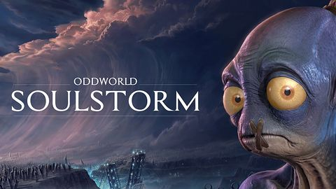 Oddworld: Soulstorm z mikro fragmentami rozgrywki