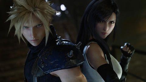 Pełny zwiastun Final Fantasy VII Remake
