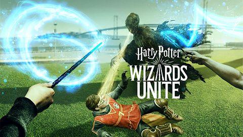 Harry Potter: Wizards Unite nie okazało się fenomenem na skalę Pokemon GO