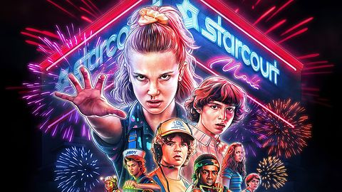 Stranger Things (sezon) 3 - recenzja. Neverending Stooory