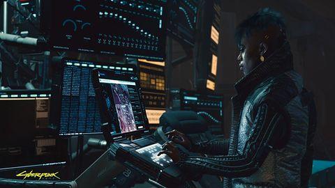 CD Projekt Red pracuje nad trzema grami w uniwersum Cyberpunka