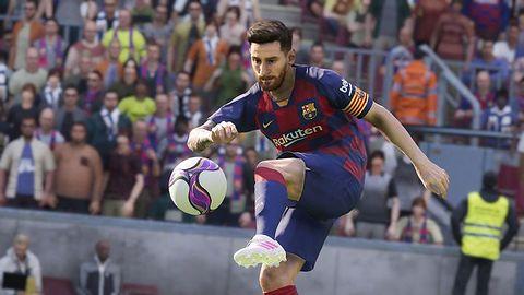 Piłkarz FC Barcelony nie wystąpił w turnieju FIFA 20. Na przeszkodzie stanęła umowa z Konami