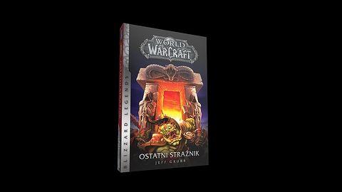 """""""Ostatni strażnik"""" - książka w uniwersum World of Warcraft już w sprzedaży"""