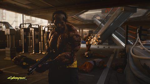Cyberpunk 2077 na nowych screenach