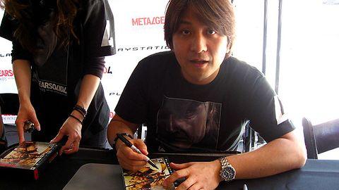 Jeden z głównych pracowników Kojima Productions odszedł z firmy