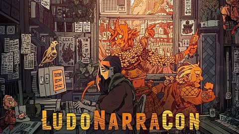 LudoNarraCon, czyli cyfrowy konwent dla twórców gier narracyjnych