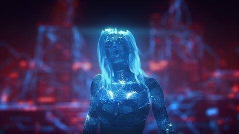 W kogo wcieli się Grimes w Cyberpunku 2077?