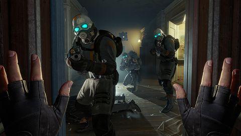 Znaczny wzrost liczby zestawów VR na Steamie po premierze Half-Life: Alyx