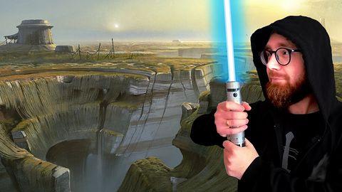Architektura w Star Wars: Upadły Zakon - archeologia w świecie Jedi