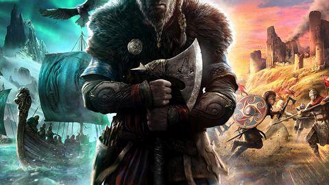 Assassin's Creed Valhalla. Nowy Asasyn oficjalnie. Ale to nie koniec.