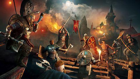 Assassin's Creed Valhalla – wiking nie taki straszny jak go malują?