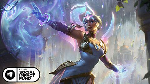 Gracze League of Legends zebrali na cele charytatywne 6 milionów dolarów