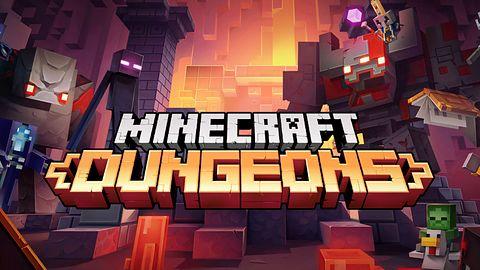 """Graliśmy w Minecraft Dungeons: old-schoolowy RPG jak na """"szaraka"""", ale dobry i dla dzieciaka"""