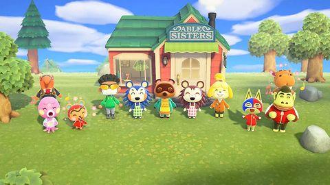 Animal Crossing: New Horizons okazało się w kwietniu najlepiej sprzedającą grą na Switcha w Japonii