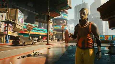 Cyberpunk 2077. Co wiemy po pierwszym Night City Wire?