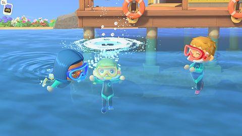 Wakacji w Animal Crossing ciąg dalszy. Nintendo dorzuca bezpłatną zawartość