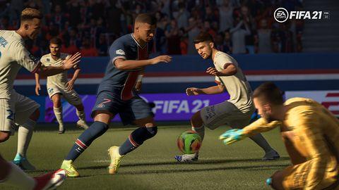 FIFA 21 ma problemy. Serwery nie wytrzymały