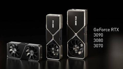 Nvidia GeForce RTX 3090, 3080 i 3070. Specyfikacja i ceny