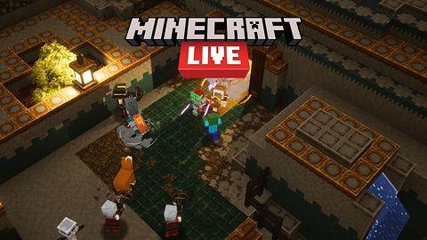 Minecraft Live. Garść nowości na temat Minecraft Dungeons i całej serii