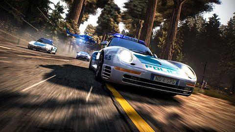 Need for Speed: Hot Pursuit Remastered. Jest pełna lista aut i wymagania sprzętowe