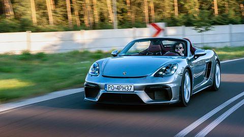 Cyberpunk 2077: wiele wskazuje na to, że pojawią się auta Porsche. Plotki sięgają zeszłego roku
