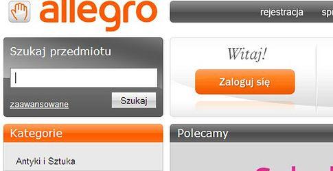 Nowa Wpadka Allegro Kup Bez Rejestracji I Strac Przy Tym Wszystkie Pieniadze Gadzetomania Pl