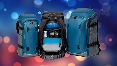 9346719cfd6f3 Tenba prezentuje nowe torby, walizki transportowe oraz akcesoria .