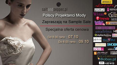 7e34a3f9f2 Wielka wyprzedaż topowych kolekcji polskich projektantów w sieci! Nie  przegap okazji! TYLKO przez 48 godzin i TYLKO od 7 .