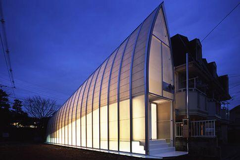 Jak wygl da p pasiec zdj cia jej for Small japanese house design in tokyo by architect yasuhiro yamashita