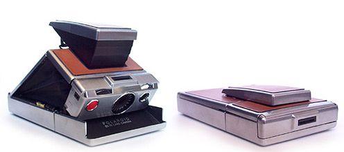 Błyskawicznie znikająca era Polaroida