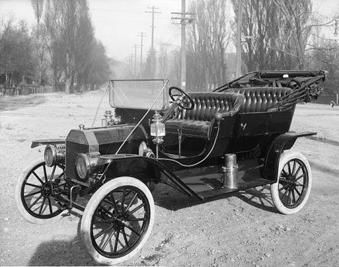 Co było pierwsze, czyli historia motoryzacji [cz. 1]